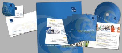CCUBE Communication srl : agenzia specializzata in promozione brand e realizzazione eventi (2009 Restyling logo & corporate id.)