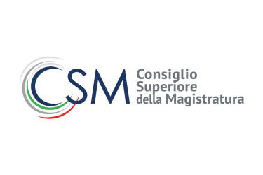 CSM : Consiglio Superiore della Magistratura (2016 logotype & web identity)