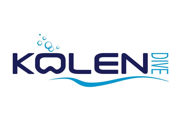 KOLENDIVE - Giovanni Colameo : Dive Instructor - didattica SSI (2011 logotype design)