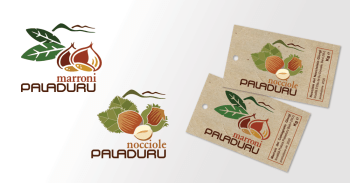 PALADURU logo & labels