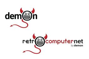 demon & retrocomputernet