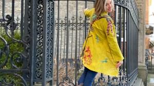 Art + Coat = Fashion?