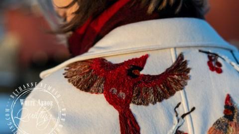 Cardinal Rule Coat 2020