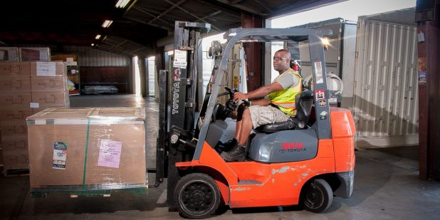 FORKLIFT DRIVER/WAREHOUSE ATTENDANT VACANCY