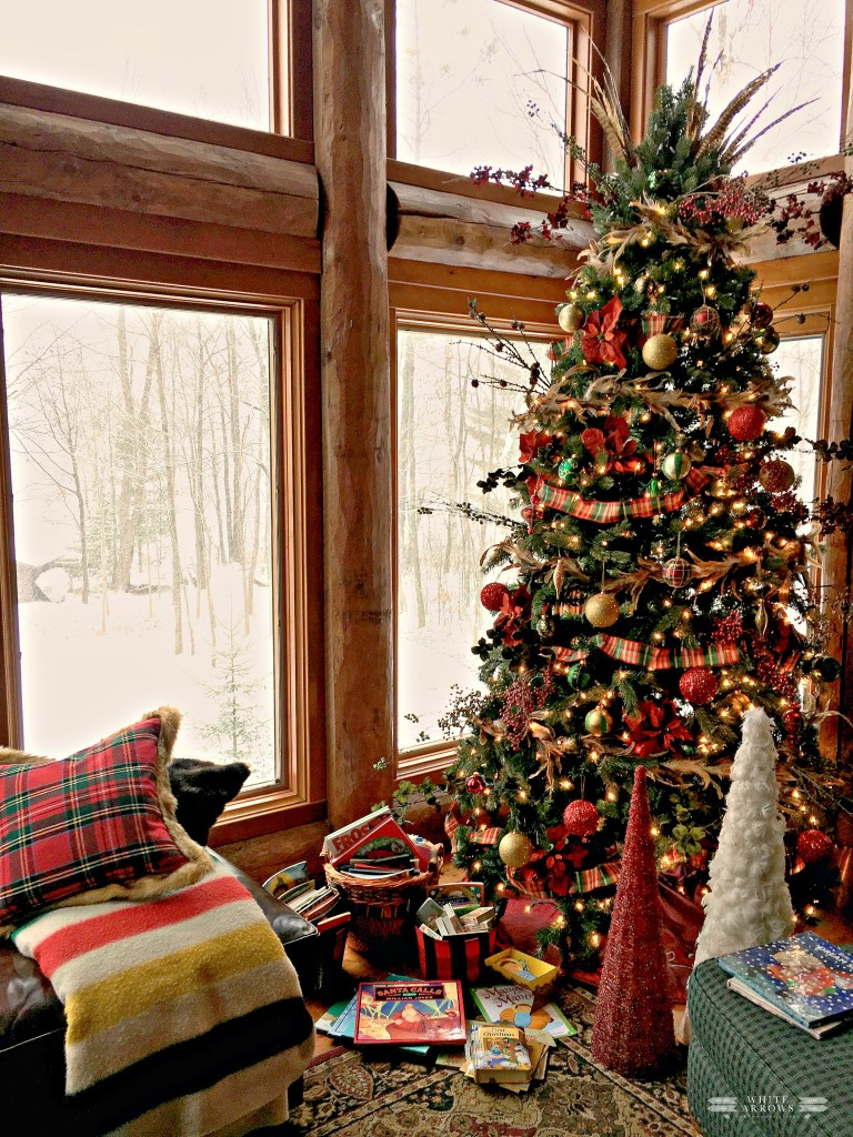 Follow The Yellow Brick Home 20 Gorgeous Christmas Home