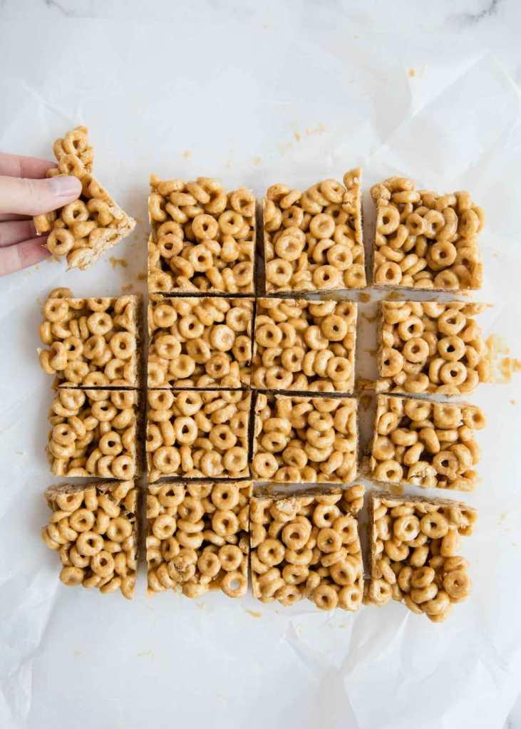 After School Snacks- Cereal Bars