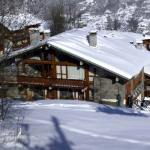 Catered chalet Montalbert - ski in, ski out