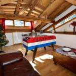 Catered Chalet Peisey-Vallandry games area
