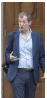 Alastair Campbell anti-BREXIT plotting