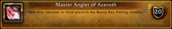 Master Angler of Azeroth
