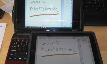 Using an iPad as an alternative to an interactive whiteboard