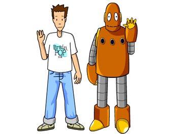 Making your IWB POP with BrainPOP