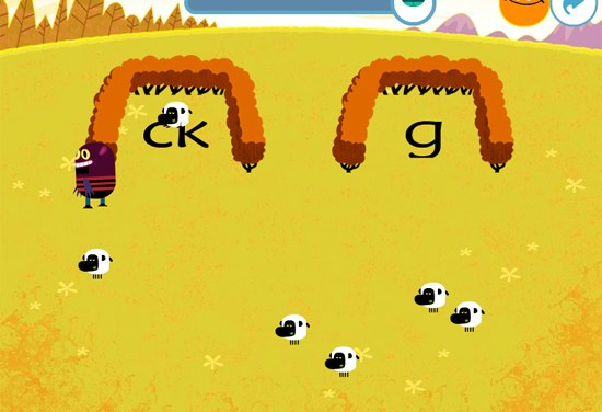 Teach Your Monster to Read with this great Phonics Website