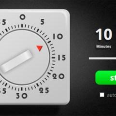 A quick starter idea – Countdown Clock
