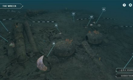 Become a Deep Sea Diver and Explore the Wreck of La Lune