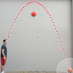 Vernier Video Physics Analysis App for iPads