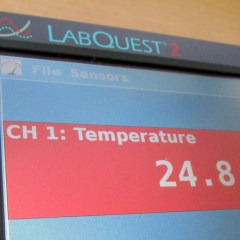 Hands on with Vernier LabQuest 2 Datalogger
