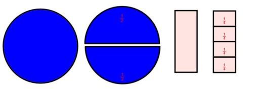 divide shape