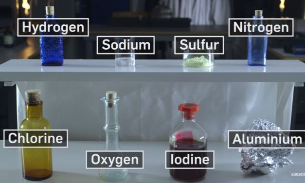 BBC Biggest Bangs – Interactive Chemistry Experiments on Video