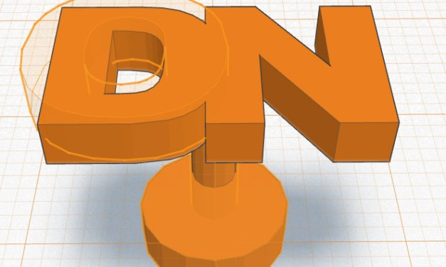 Learn 3D Design with TinkerCAD and Project Ignite