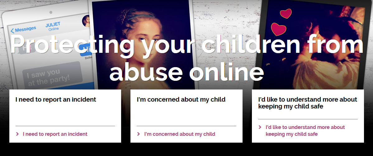 Thinkuknow : Parents and Carers E-Safety Campaign