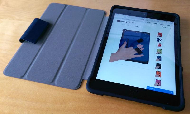 Nutkase Bumpkase for iPad