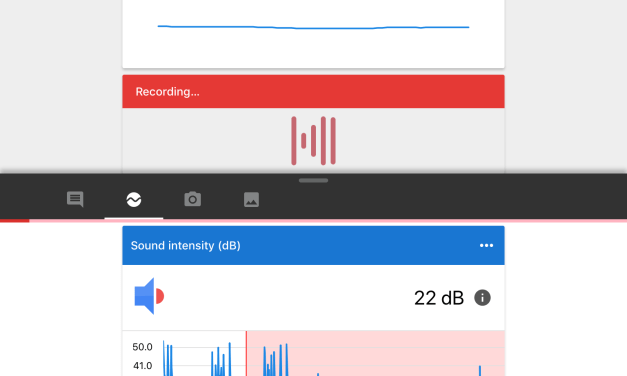Google Science Journal : Turn your iPad into a Datalogger