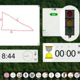 Classroom Screen – Handy Set of Teaching Apps for your Whiteboard