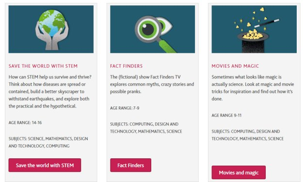 Free STEM Club Resources