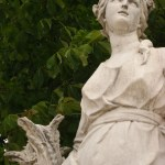 Travel: Paris Statues in the Jardin de Tuileries