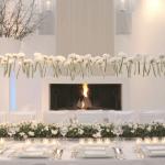 A White Christmas Dinner