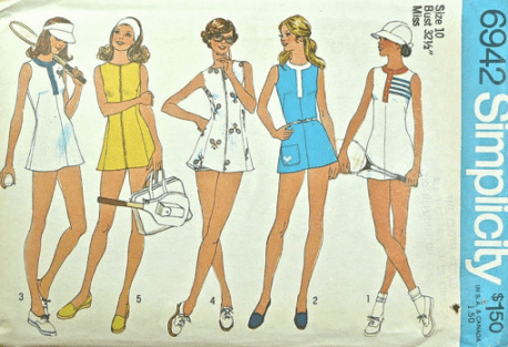 tennis dress pattern_2