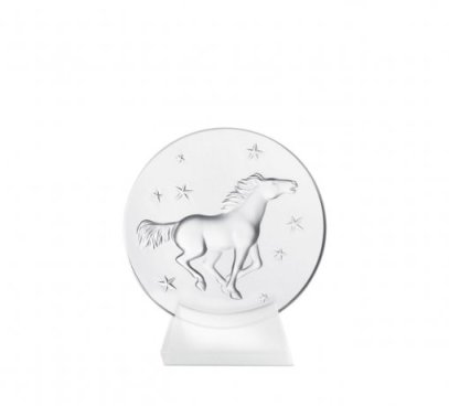 Kazak-paperweight-Lalique