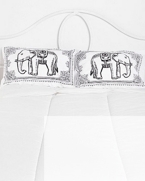 elephant-pillowcase-urban outfitters