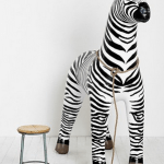 Marketplace: Zebra in the House