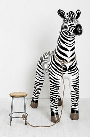 zebra-inflatable-Urban Outfitters