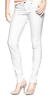 white-jeans-Gap