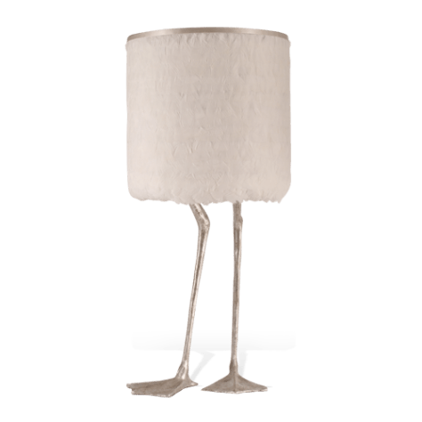 VLB20-DCS-WHITE-FEATHER-SHADE