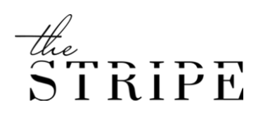 the stripe blog header