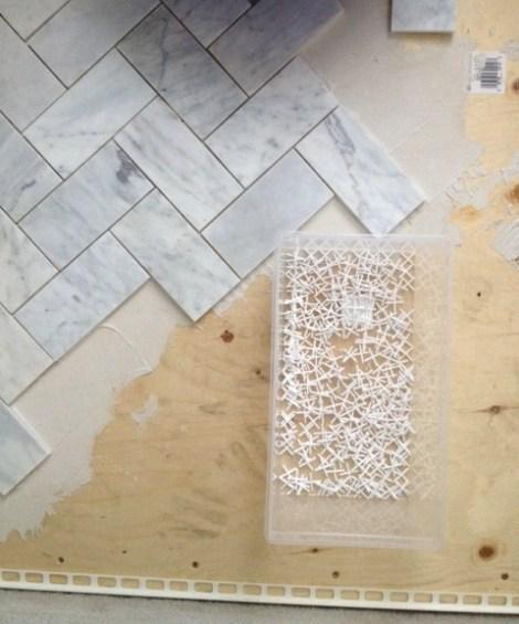 White-Cabana-marble-tile-installation-8