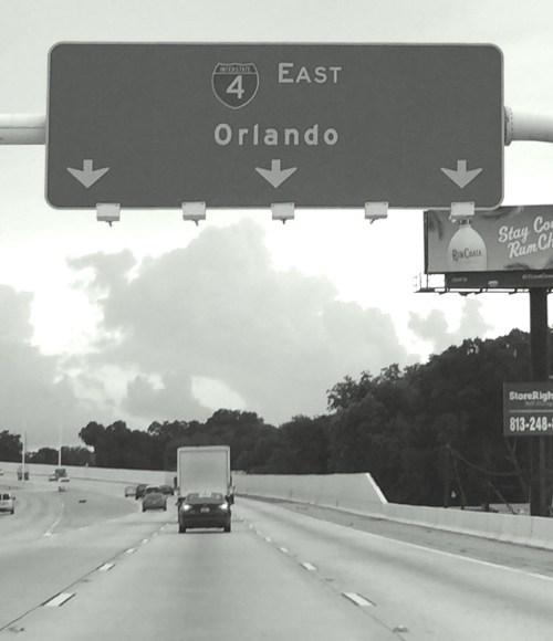 Orlando-hwy-sign