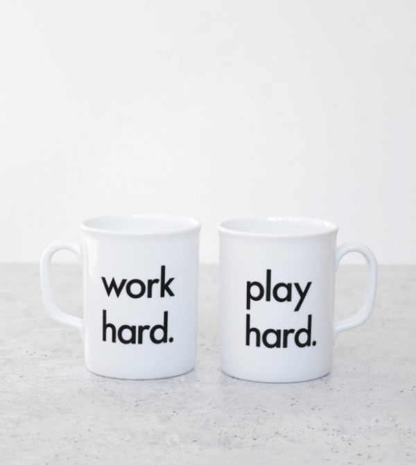 Work+Hard,+Play+Hard+Mug+on+DLK-1