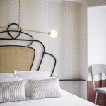Hotel to Home: Monochrome and Wood in Paris