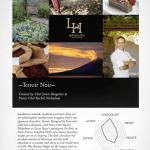 Food: Langdon Hall's Terroir Noir