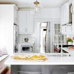 Two for Tuesday: Classic White Kitchens