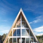 Architecture: A-Frame Cottages