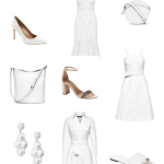 Fashion: Summer Whites at Banana Republic