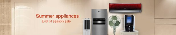 amazon summer appliances cashback offers