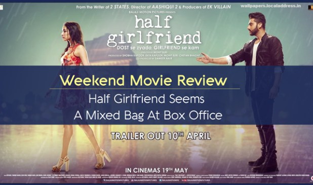 HalfGirlfriend Movie Review