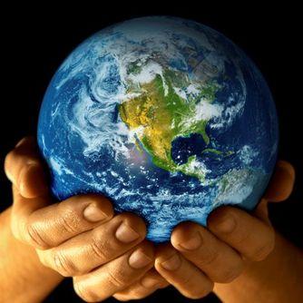 Die Erde steht unter der Herrschaft des Menschen